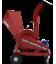 Дробилка RTE 630 с ел. двигател и шаси